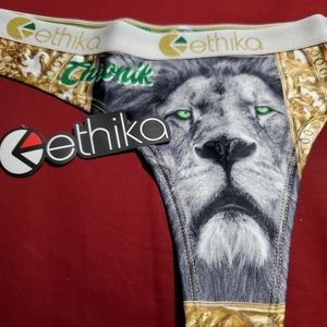 Ethika Thongs Size Small SOLD
